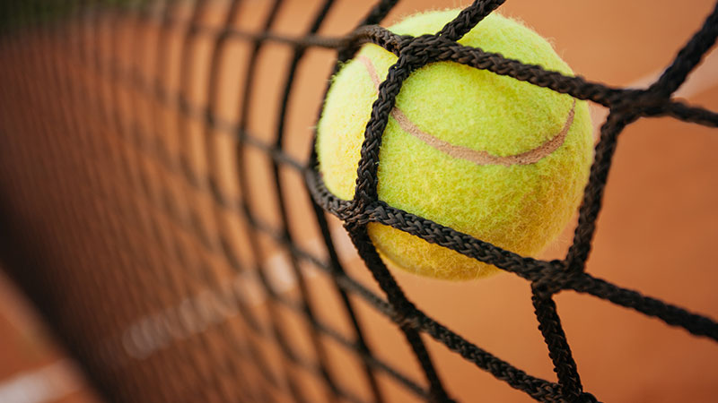 Tenniscamp oder Tennisturnier